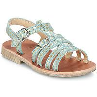 kengät Tytöt Sandaalit ja avokkaat GBB BANGKOK Green / Kulta