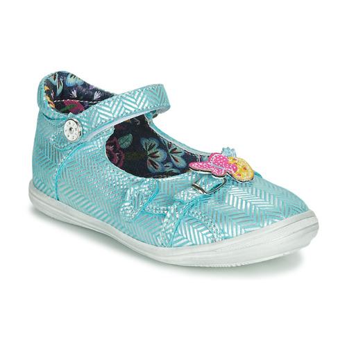 kengät Tytöt Balleriinat Catimini SITELLE Blue