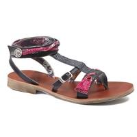 kengät Tytöt Sandaalit ja avokkaat Catimini SABRALIA Sininen-fuksia / Dpf / Coca