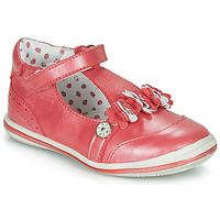 kengät Tytöt Balleriinat Catimini SANTOLINE Red / Dpf / 2851