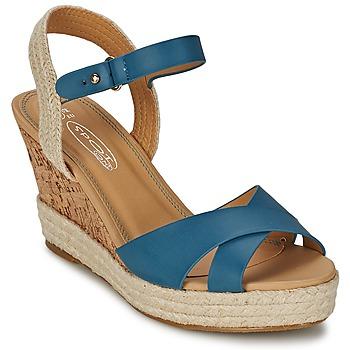 kengät Naiset Sandaalit ja avokkaat Spot on IDIALE Laivastonsininen