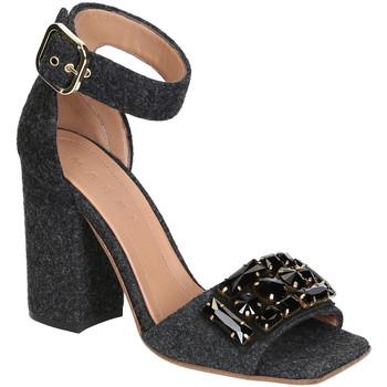 kengät Naiset Sandaalit ja avokkaat Marni SAMSV08C10 TW600 ZI768 Grigio scuro