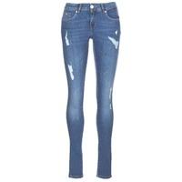 vaatteet Naiset Slim-farkut Kaporal LOKA Blue