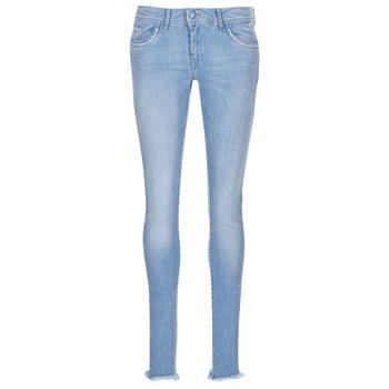 vaatteet Naiset Slim-farkut Kaporal PIA Blue