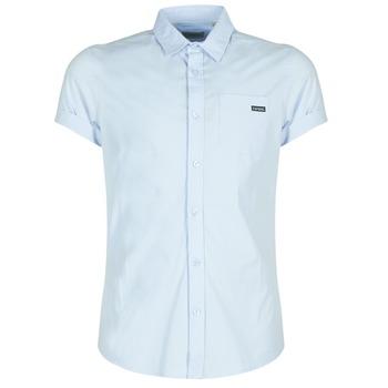 vaatteet Miehet Lyhythihainen paitapusero Kaporal LOGIK Blue