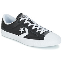 kengät Miehet Matalavartiset tennarit Converse STAR PLAYER OX Black
