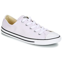 kengät Naiset Matalavartiset tennarit Converse Chuck Taylor All Star Dainty Ox Canvas Color White