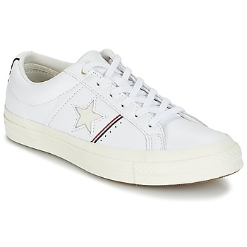 kengät Matalavartiset tennarit Converse One Star White
