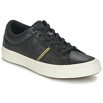 kengät Matalavartiset tennarit Converse One Star Black