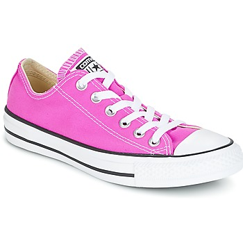 kengät Naiset Matalavartiset tennarit Converse Chuck Taylor All Star Ox Seasonal Colors Pink