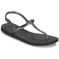 kengät Naiset Sandaalit ja avokkaat Havaianas FREEDOM SL Musta