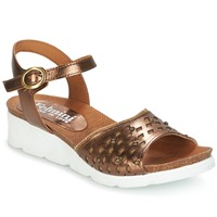 kengät Naiset Sandaalit ja avokkaat Felmini BRONZINO Pronssi