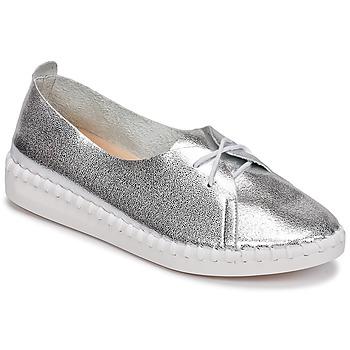 kengät Naiset Derby-kengät LPB Shoes DEMY Silver
