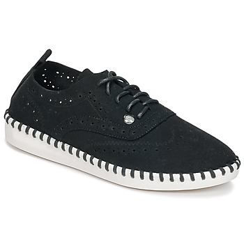 kengät Naiset Derby-kengät LPB Shoes DIVA Black