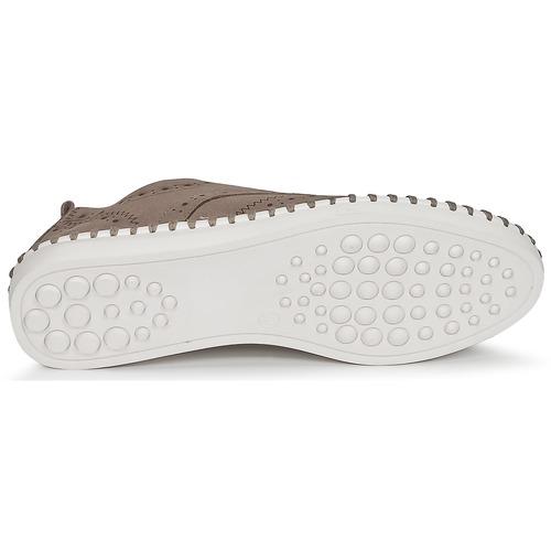 Les Petites Bombes Diva Taupe - Ilmainen Toimitus- Kengät Derby-kengät Naiset 32