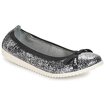 kengät Naiset Balleriinat Les Petites Bombes EDEN Musta