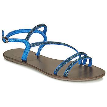kengät Naiset Sandaalit ja avokkaat Les Petites Bombes NELLY Blue