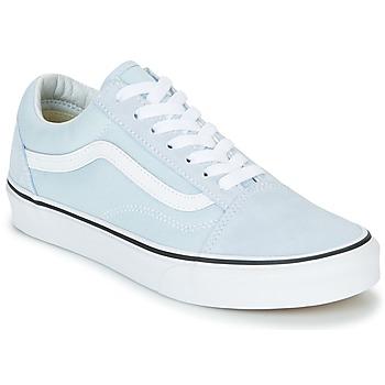 kengät Naiset Matalavartiset tennarit Vans OLD SKOOL Blue