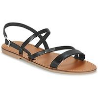 kengät Naiset Sandaalit ja avokkaat Les Tropéziennes par M Belarbi BADEN Black