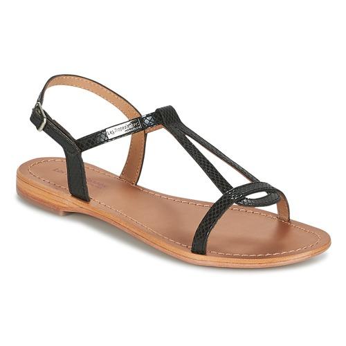 kengät Naiset Sandaalit ja avokkaat Les Tropéziennes par M Belarbi HAMAT Black