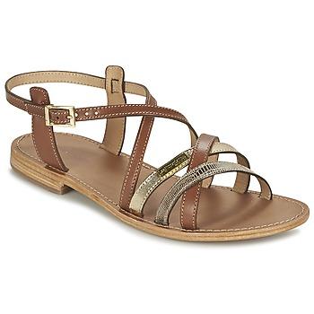 kengät Naiset Sandaalit ja avokkaat Les Tropéziennes par M Belarbi HAPAX Beige