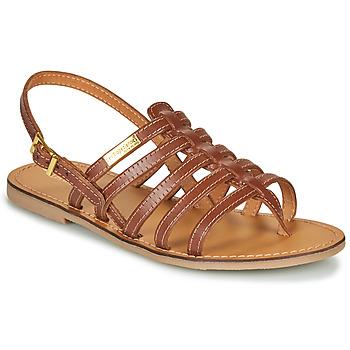 kengät Naiset Sandaalit ja avokkaat Les Tropéziennes par M Belarbi HERILO Brown