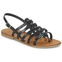 kengät Naiset Sandaalit ja avokkaat Les Tropéziennes par M Belarbi HERILO Black