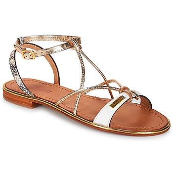 kengät Naiset Sandaalit ja avokkaat Les Tropéziennes par M Belarbi HIRONDEL White