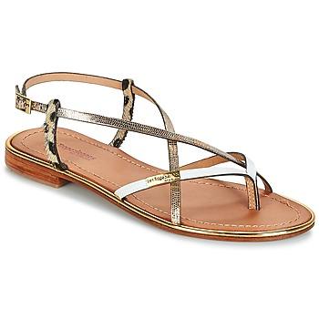 kengät Naiset Sandaalit ja avokkaat Les Tropéziennes par M Belarbi MONACO Gold