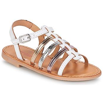 kengät Tytöt Sandaalit ja avokkaat Les Tropéziennes par M Belarbi MONGUE White