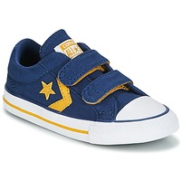 kengät Pojat Matalavartiset tennarit Converse Star Player EV 2V Ox Sport Canvas Blue