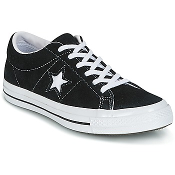 kengät Matalavartiset tennarit Converse One Star Black / White