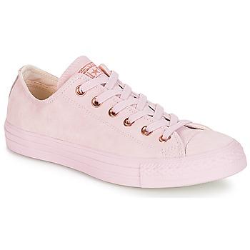 kengät Naiset Matalavartiset tennarit Converse Chuck Taylor All Star-Ox Vaaleanpunainen
