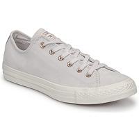 kengät Naiset Matalavartiset tennarit Converse Chuck Taylor All Star-Ox Vaaleanpunainen / Valkoinen