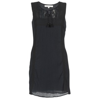 vaatteet Naiset Lyhyt mekko Banana Moon ELEANOR MAKENNA Black