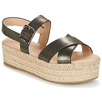 kengät Naiset Sandaalit ja avokkaat MTNG VATIXIO Black