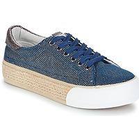 kengät Naiset Matalavartiset tennarit MTNG ERTIMOR Blue