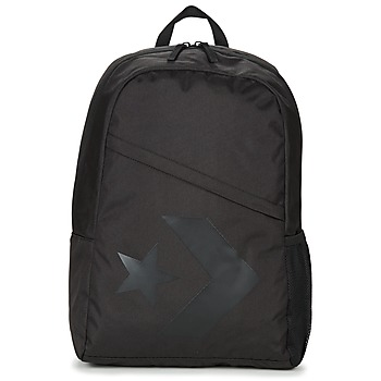 laukut Reput Converse SPEED BACKPACK STAR CHEVRON Black