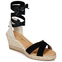 kengät Naiset Sandaalit ja avokkaat Betty London IDILE Black