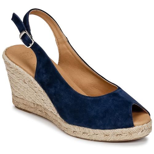 kengät Naiset Sandaalit ja avokkaat Betty London INANI Laivastonsininen