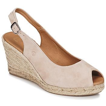 kengät Naiset Sandaalit ja avokkaat Betty London INANI Pink / Clair