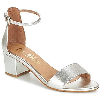 kengät Naiset Sandaalit ja avokkaat Betty London INNAMATA Silver