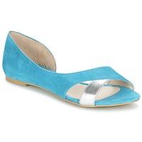 kengät Naiset Sandaalit ja avokkaat Betty London GRETAZ Blue