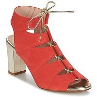 kengät Naiset Sandaalit ja avokkaat Betty London INALU Red