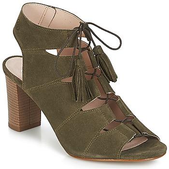 kengät Naiset Sandaalit ja avokkaat Betty London EVENE Kaki
