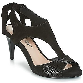 kengät Naiset Sandaalit ja avokkaat Betty London INILAVE Black