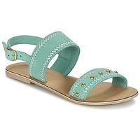 kengät Naiset Sandaalit ja avokkaat Betty London IKARI Blue