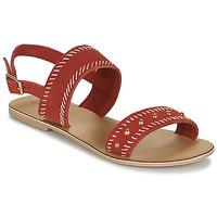 kengät Naiset Sandaalit ja avokkaat Betty London IKARI Red