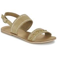 kengät Naiset Sandaalit ja avokkaat Betty London IKARI Beige