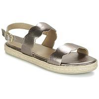 kengät Naiset Sandaalit ja avokkaat Betty London IKARO Silver